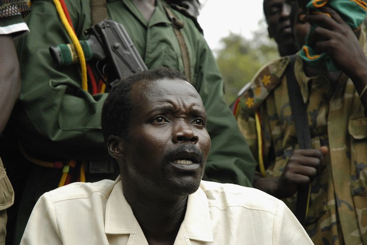Ugandan Rebel Leader Joseph Kony Makes Rare Appearance