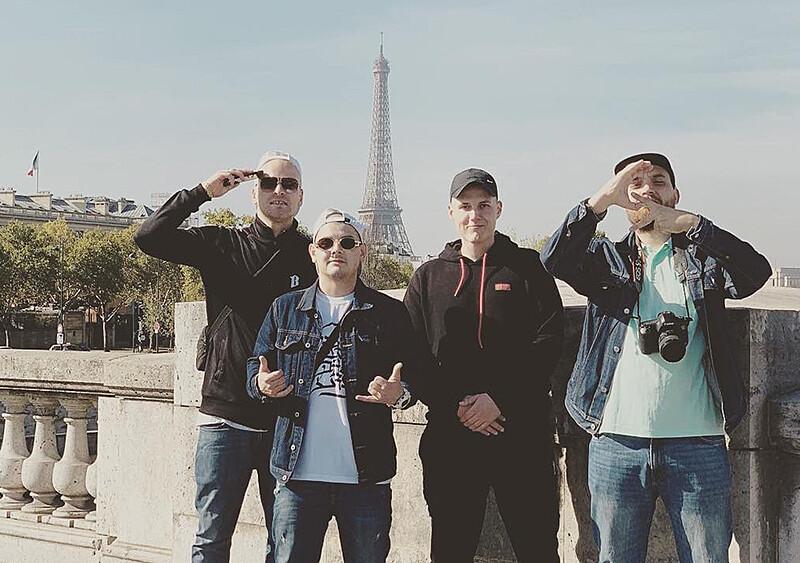 Paluch jest pierwszym Polakiem, który pojawił się na antenie jednej z najsłynniejszych audycji rapowych w Europie