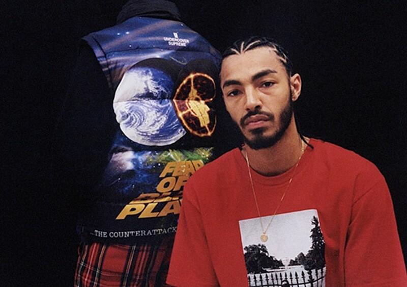 Supreme i Undercover stworzyli kolekcję dla fanów Public Enemy