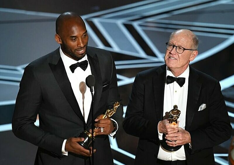 Kobe Bryant wygrał Oscara!