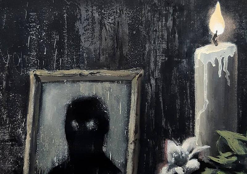 Banksy poświęcił nową pracę protestom w USA – wystosował też bardzo mocne oświadczenie