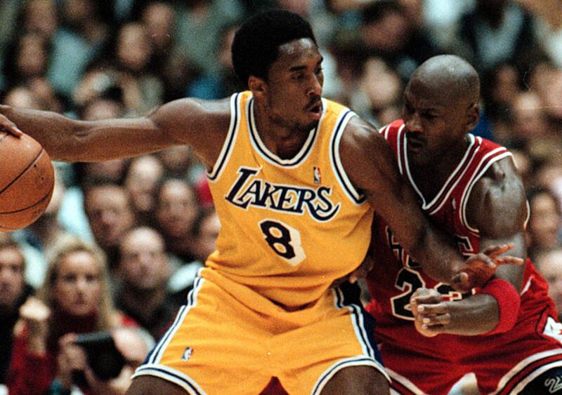 Telefony w środku nocy i planowanie emerytury, czyli parę słów o przyjaźni Kobe Bryanta i Michaela Jordana