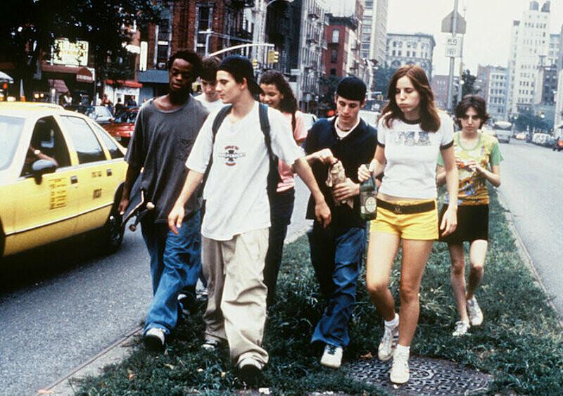 Jeden z najbardziej skandalizujących filmów lat 90. od teraz do obejrzenia na stronie Supreme