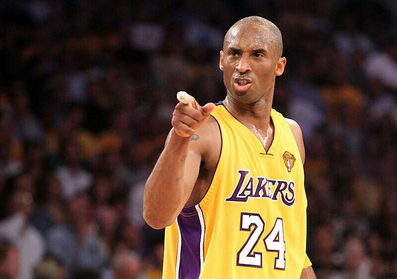 Petycje petycjami, a życie życiem. Kobe Bryant nie znajdzie się w logo NBA