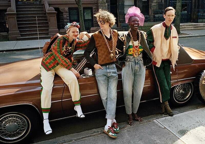 Trendy kreuje ulica - wspominamy najciekawsze momenty, w których high-end przecinał się ze streetwearem