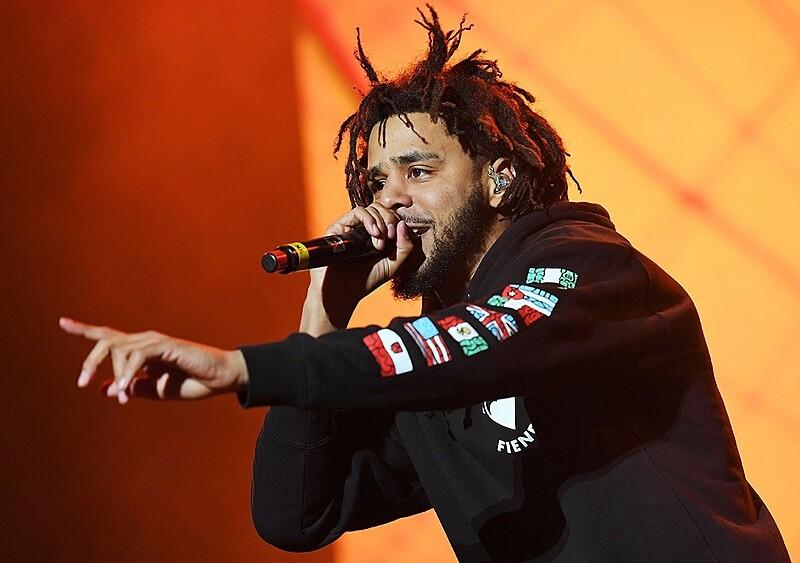J. Cole największym zwycięzcą BET Hip Hop Awards! Kto jeszcze zgarnął nagrody?