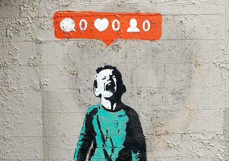 Wystawa Banksy'ego w Warszawie budzi coraz większe zainteresowanie... ale my mamy duże wątpliwości