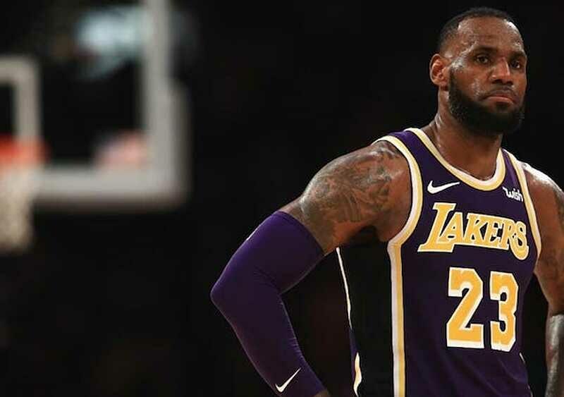 Quo Vadis, Lakersi? Słynny klub pogrąża się w chaosie, a my zastanawiamy się, jak do tego doszło