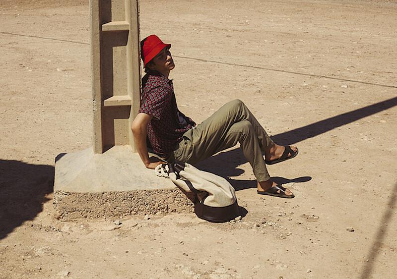 Pustynia jak z Burning Mana i muzyka Steeza - sprawdźcie nową kampanię reklamową Reserved
