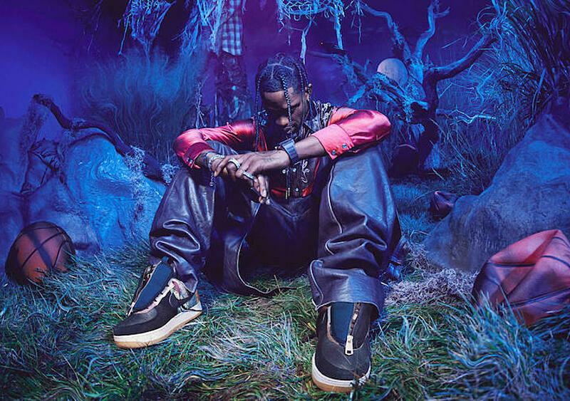 Jak to się stało, że Travis Scott podbił buciarski świat i został dla Nike tym, kim Kanye dla adidasa?
